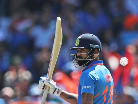 Virat Kohli beats Sachin Tendulkar to become fastest batsman to 20,000 international runs