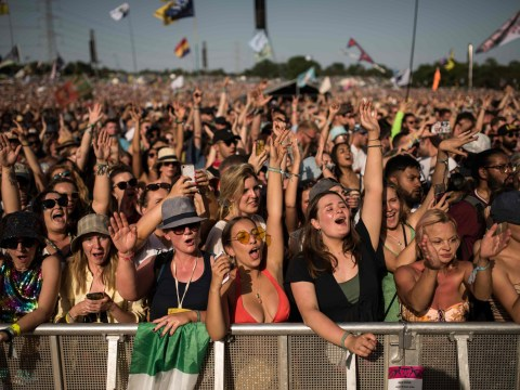 The full Glastonbury 2019 lineup for Sunday – from Kylie Minogue to The Cure