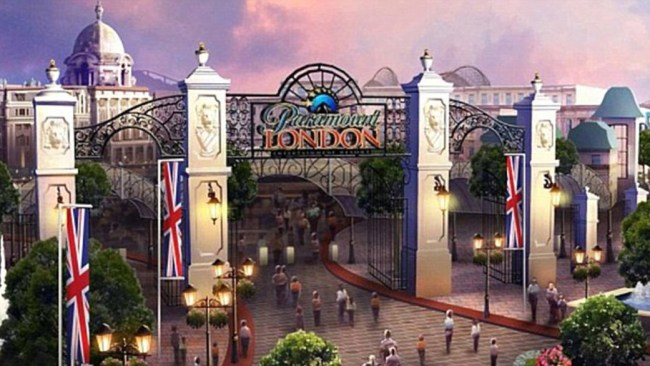 0af12c8ace9 Paramount Pictures to bring 'London's Disneyland' to Kent featuring top  film attractions