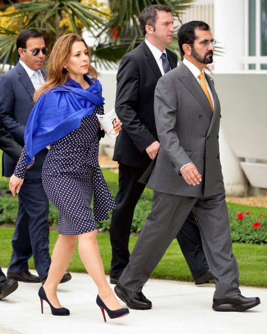 Pleas for estranged wife of Dubai ruler to help free 'imprisoned
