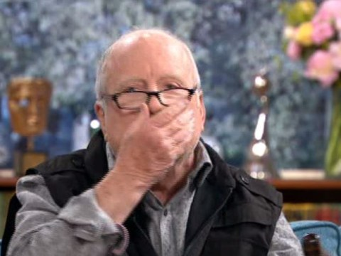 Richard Dreyfuss swears on live TV again after causing chaos on The One Show last week
