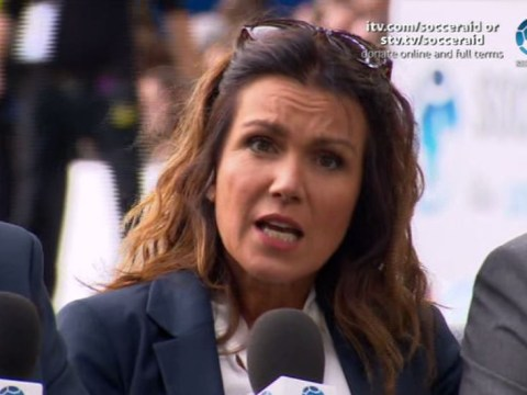 Susanna Reid brands Piers Morgan 'unbearable' as Soccer Aid rivalry heats up