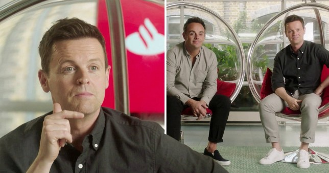 Ant and Dec team up with Santander