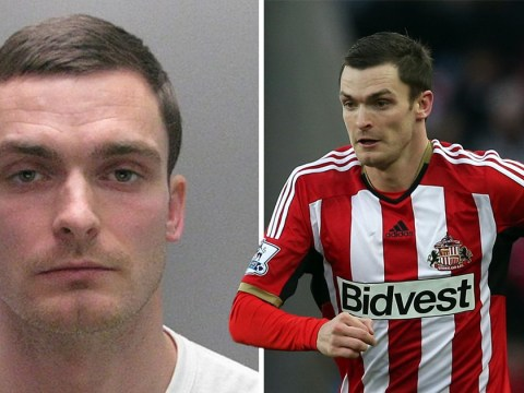 Shamed footballer Adam Johnson 'twists ankle after chatting to girl, 18, in pub'