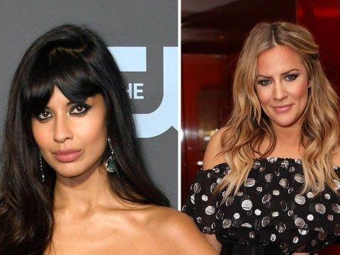 Jameela Jamil tells Caroline Flack Love Island would be 'even better with diversity' and we agree