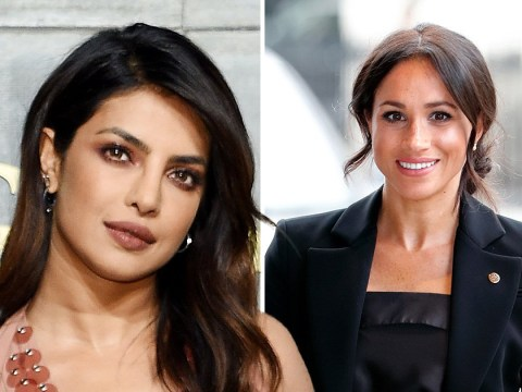 Priyanka Chopra feels attention on Duchess of Sussex Meghan Markle is 'to do with racism'
