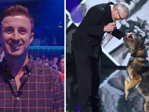 Britain's Got Talent finalists Dave and Finn surprised with vet who saved Finn's life and now we're all crying