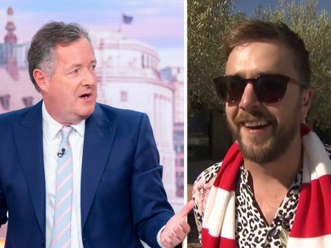 Love Island's Iain Stirling savages Piers Morgan on Good Morning Britain: 'I wouldn't discuss my personal life with you'
