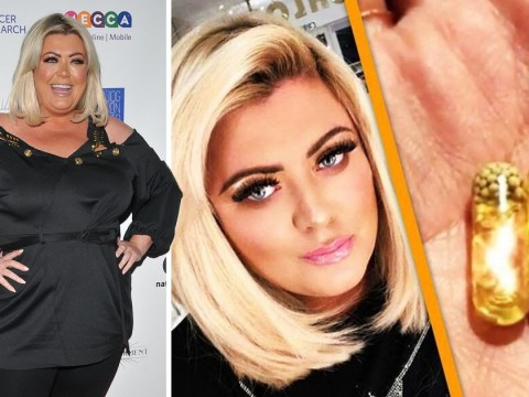 Gemma Collins denies using 'skinny pills' for weight loss as she plans to sue over Facebook ad