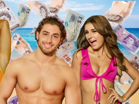 Which of the former Love Island stars has made the most money?