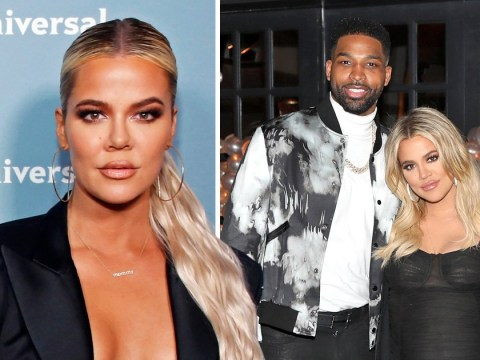 Khloe Kardashian says cheating ex Tristan Thompson is a 'great person' and reveals why she invited him to True's first birthday