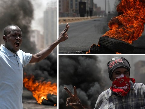 At least 30 dead in Sudan as troops move to crush protesters