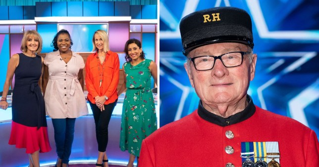 Britain's Got Talent winner Colin Thackery wants to go on Loose Women to honour late wife
