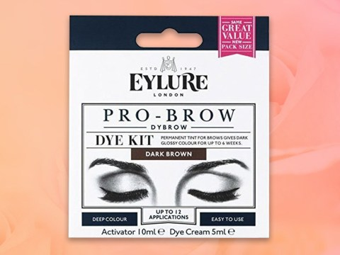 Amazon customers are loving this £5 eyebrow dye kit – here's why