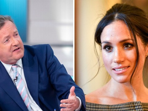 Piers Morgan wants Meghan Markle to explain why she 'ghosted him' on Good Morning Britain