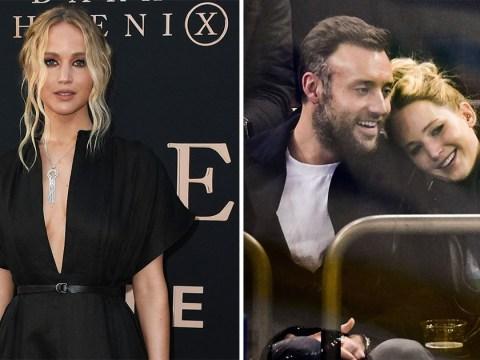 Jennifer Lawrence calls fiancé Cooke Maroney 'the best person I've ever met'
