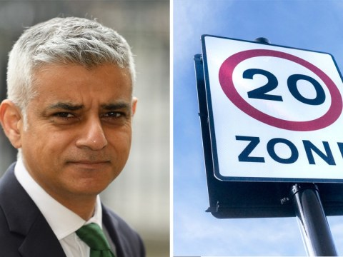 Plans for 20mph speed limits across central London announced by TFL