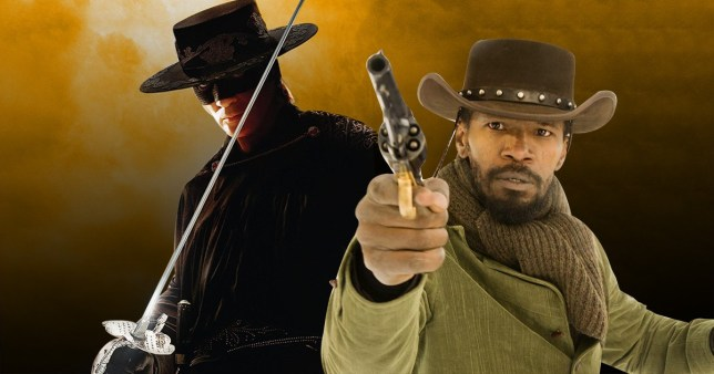 Quentin Tarantino is working on a Django Unchained sequel which will feature Zorro