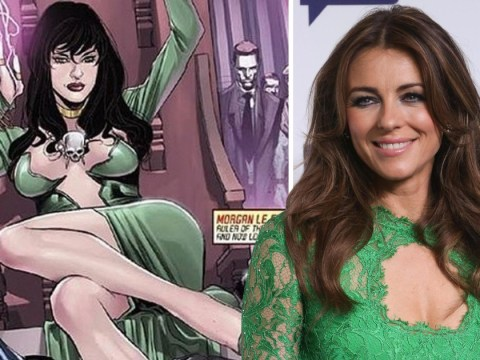 Elizabeth Hurley 'thrilled' to join Marvel universe in Runaways as enchanting villain Morgan le Fay