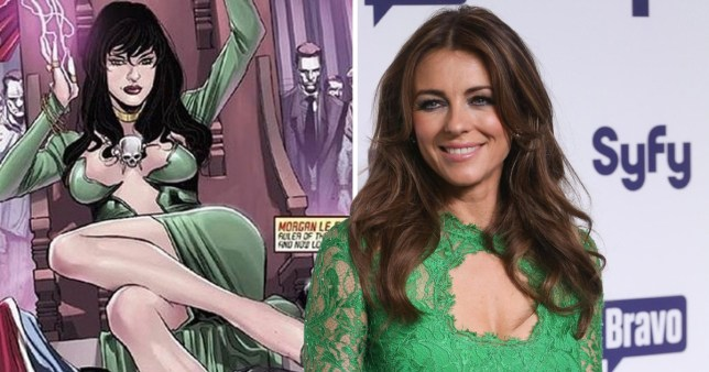 Elizabeth Hurley 'thrilled' to join Marvel's Runaways as