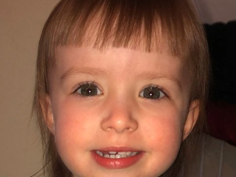 Toddler tries to fix 'Dumb and Dumber' haircut her mum gave her, makes things much worse
