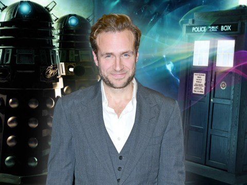 Rafe Spall reveals he was almost cast as Doctor Who but couldn't be trusted