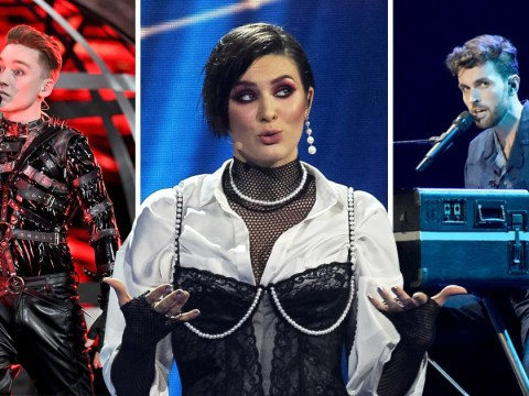 Ukraine's Eurovision act Maruv calls winning song 'mediocre' and Hatari 'forgettable'
