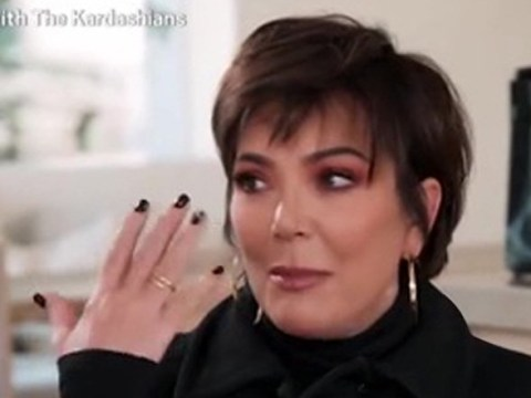 Kim Kardashian makes Kris Jenner cry as she insists she takes over the Christmas party
