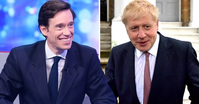 Rory Stewart MP says he is offering something different to the frontrunner Boris Johnson, in the battle to replace Theresa May