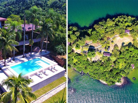 Fancy a luxury holiday? You can now rent your own private island