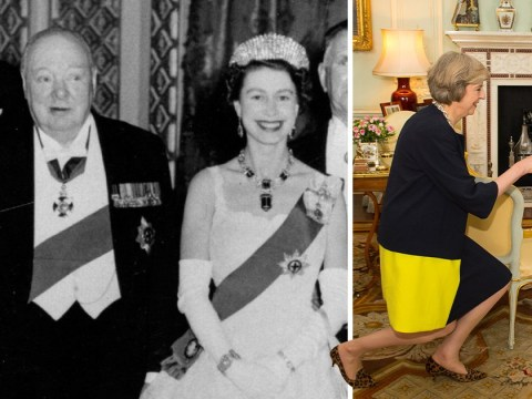 How many UK Prime Ministers has the Queen had during her reign?