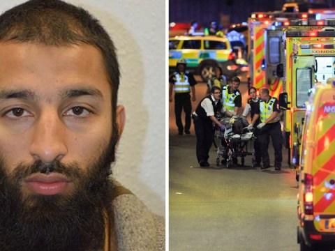 London Bridge terrorist's brother was 'monitoring him alone' before attack