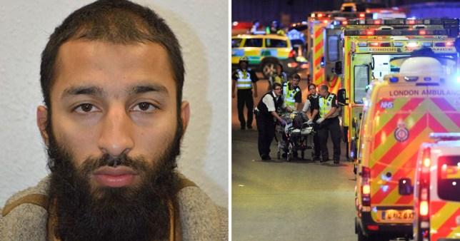 Brother of London bridge terrorist didn't report him to authorities