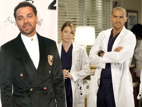 Grey's Anatomy star Jessie Williams signs up to remain on show for season 16 and 17