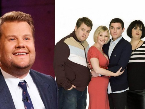 James Corden 'sick with nerves' as Gavin and Stacey Christmas Special officially kicks off next week