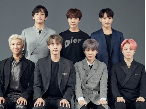BTS look closer than ever as they pose up for 2019 Festa family photos