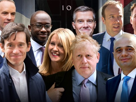 Battle for Number 10 begins as Tory leadership hopefuls set out their plans