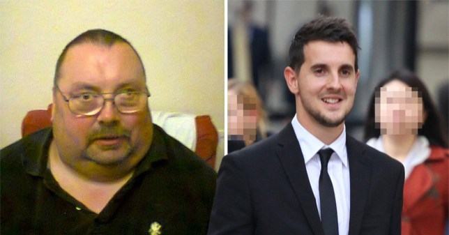 A cabbie whose 25-stone passenger left him his house over a pint in Wetherspoon's faces a £50,000 court bill after the will was overturned.