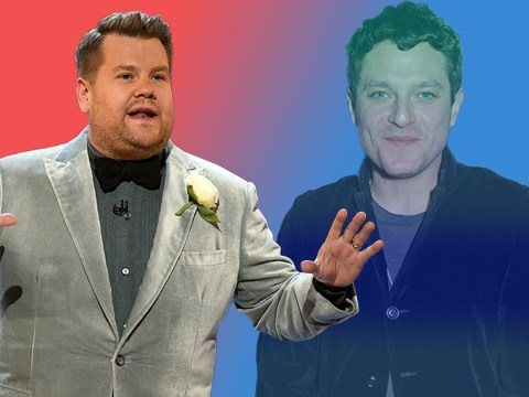 James Corden insists there's no rift between him and Mat Horne ahead of Gavin and Stacey Christmas special