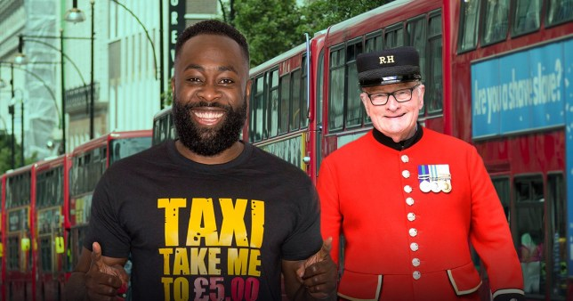 Britain's Got Talent stars Kojo Anim and Colin Thackery