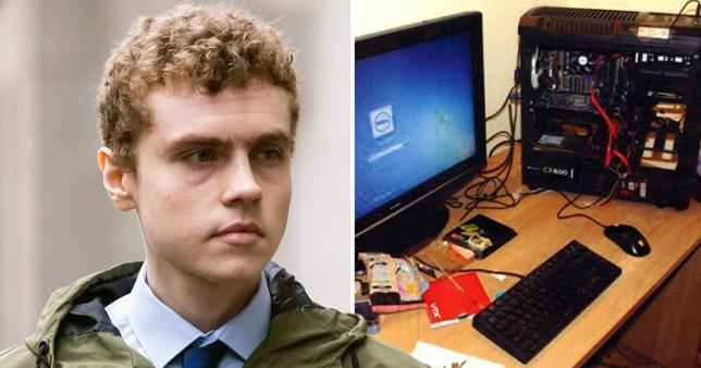 TalkTalk hacker Daniel Kelley arrives at the Old Bailey in London for sentencing