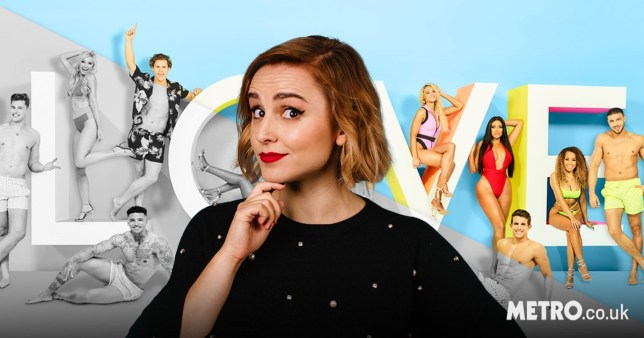 YouTuber Hannah Witton weighs in on Love Island