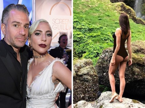 Lady Gaga's ex-fiance Christian Carino 'likes' Irina Shayk's swimsuit picture after Bradley Cooper split