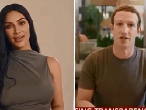 Somebody deepfaked Mark Zuckerberg and Kim Kardashian