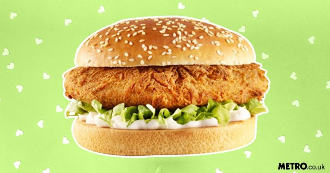 Kfc Is Launching A Vegan Chicken Burger Metro News
