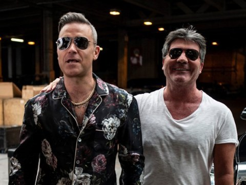 Robbie Williams reveals Simon Cowell tried to talk him out of quitting X Factor: 'We couldn't make it work'