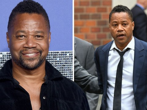 Cuba Gooding Jr pleads not guilty to forcibly touching and sexually abusing woman in bar