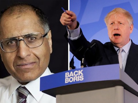 Boris Johnson 'is like Hitler' says Tory Muslim group leader who vows to quit