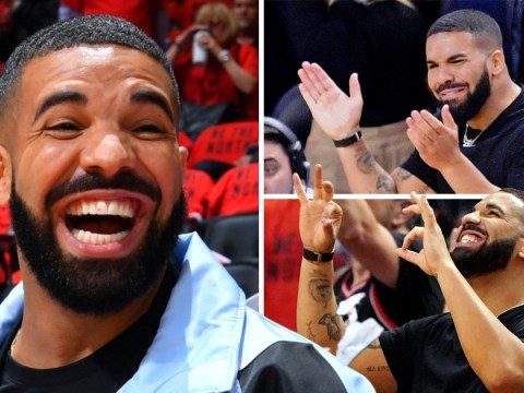 Drake releasing two new songs to celebrate Toronto Raptors win as his 'curse' finally ends