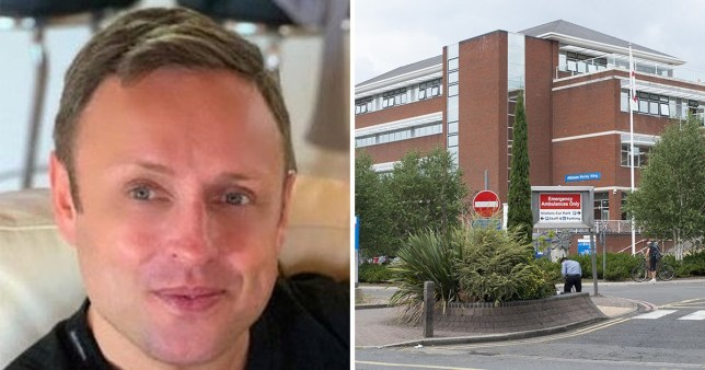Adrian Murphy, 43, was found dead at an address in an upmarket part of Battersea, south London (Picture:  SWNS/Rex)